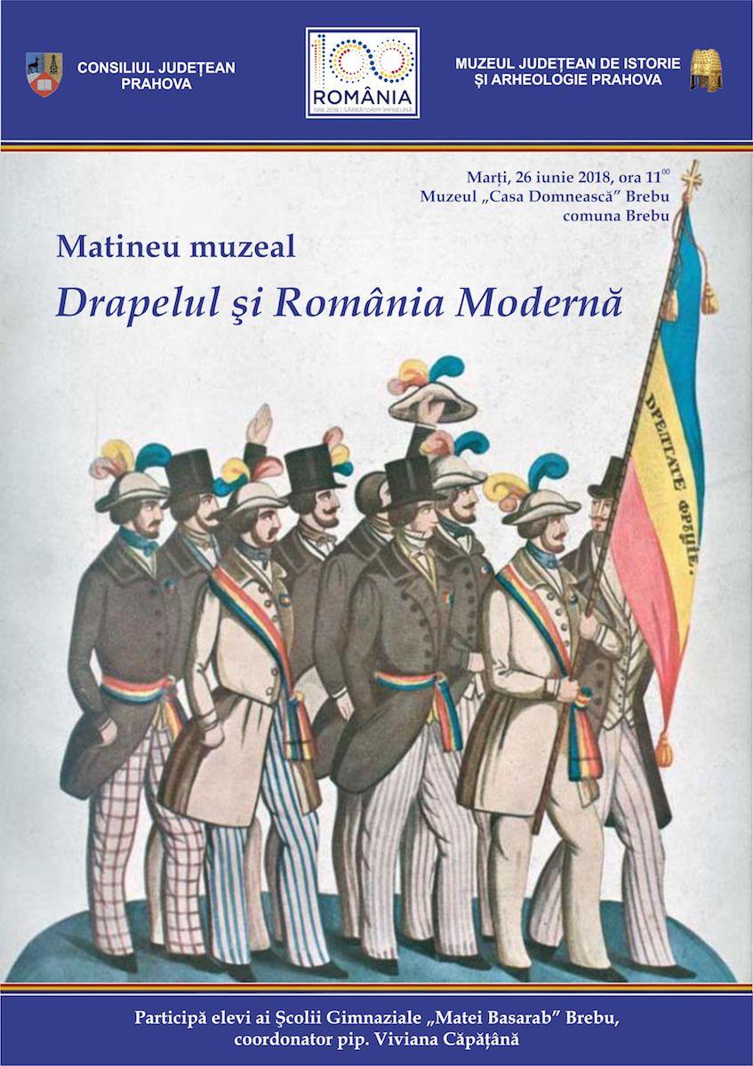Matineu muzeal drapelul si romania moderna la casa for Casa moderna romania